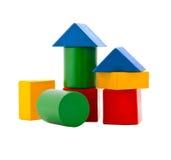 Blocs en bois Images stock