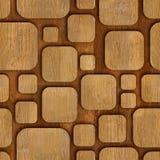 Blocs en bois Image libre de droits