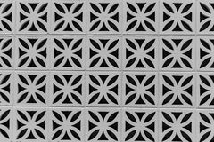 Blocs géométriques de ciment Photographie stock