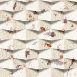Blocs répétitifs de papier pour le papier peint sans couture photos stock