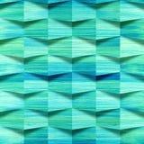 Blocs répétitifs de papier pour le papier peint sans couture Image stock