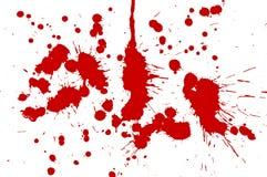 blod Fotografering för Bildbyråer