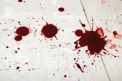 blod Royaltyfria Foton