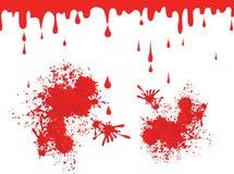 blod Royaltyfria Bilder