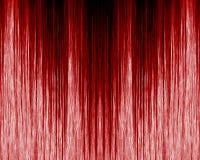 Blodad ner vägg Arkivfoto