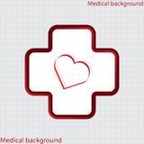 Bloddonationvektor. Arkivfoton