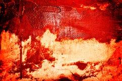 blodig bakgrund Royaltyfria Bilder