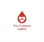Blodmedicin stock illustrationer