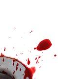 Bloed royalty-vrije stock afbeeldingen