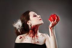 Bloed stock foto