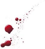 Bloed vector illustratie