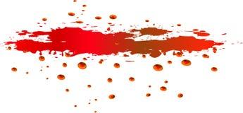 Bloed Royalty-vrije Stock Foto