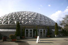 Bloedel Conservatory, Queen Elizabeth Park, Vancouver BC Royalty Free Stock Photos
