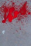 Bloedig ploeter Royalty-vrije Stock Afbeelding