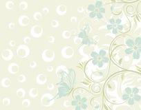 Bloei textuur royalty-vrije illustratie