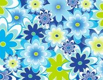 Bloeiende Bloemen royalty-vrije illustratie