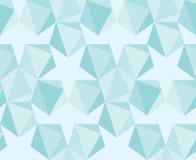 Bloem abstract naadloos patroon Stock Foto
