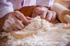 Bloem en brood Stock Fotografie