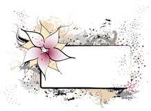 bloem illustratie Stock Foto's