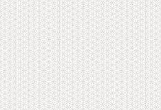 Bloem van het levensachtergrond vector illustratie