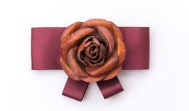 bloem van zijdebroche Royalty-vrije Stock Foto