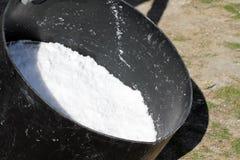 Bloem van zout Royalty-vrije Stock Afbeelding