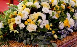Bloem voor begrafenis royalty-vrije stock fotografie