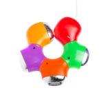 Bloem-vormige USB-hub Royalty-vrije Stock Afbeeldingen