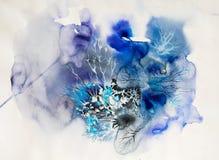 Bloemen stock illustratie