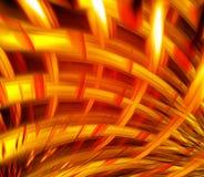 Bloemen abstractie Stock Foto