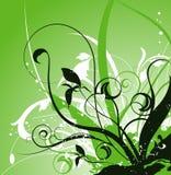 Bloemen achtergrond Royalty-vrije Stock Foto