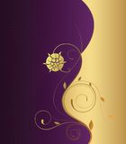 Bloemen Achtergrond Royalty-vrije Stock Fotografie
