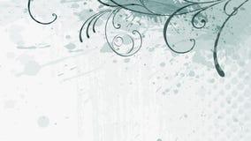 Bloemen achtergrond, vector Stock Foto