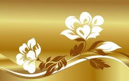 Bloemen achtergrond. Vector illustratie vector illustratie