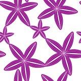 Bloemen achtergrond voor ontwerp Royalty-vrije Stock Foto
