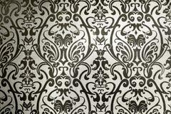 Bloemen artistieke retro abstracte achtergrond Royalty-vrije Stock Foto