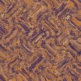 Bloemen betegelde textuur Heldere verfflarden op oppervlakte De trillende textuur van de toonsteen stock fotografie