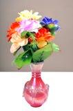 Bloemen in bloempot Royalty-vrije Stock Foto's