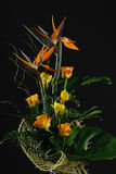 Bloemen boeket Royalty-vrije Stock Afbeelding