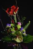 Bloemen boeket Royalty-vrije Stock Afbeeldingen