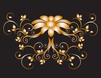 Bloemen decor. vector illustratie