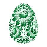 Bloemen decoratief ornament Royalty-vrije Stock Fotografie