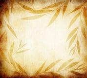 Bloemen document achtergrond Royalty-vrije Stock Fotografie
