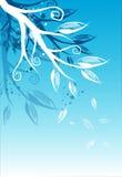 Bloemen Dromen Royalty-vrije Illustratie