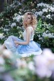 Bloemen en haar stock fotografie