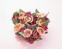 Bloemen en liefde Royalty-vrije Stock Afbeelding