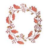 Bloemen frame achtergrond vector illustratie