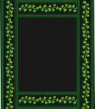 Bloemen frame voor ontwerp, vector Stock Foto's