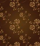 Bloemen naadloos stock illustratie