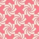 Bloemen naadloos patroon Roze behangachtergrond vector illustratie